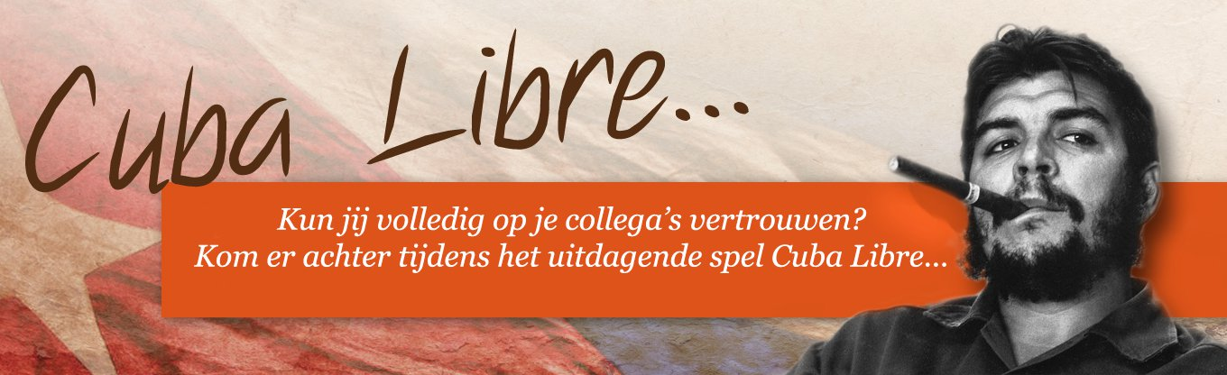 Outdoor Westvoorne - Arrangement: Cuba Libre